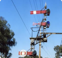 mechanical signals, Lawley, South Africa